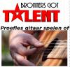 Proefles gitaarspelen of zingen