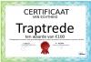 Certificaat Traptrede
